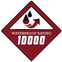 Waterproof Rating 10000